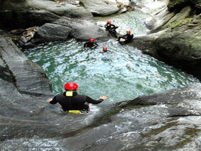 Canyoning in Júcar Cuenca, 3 hours