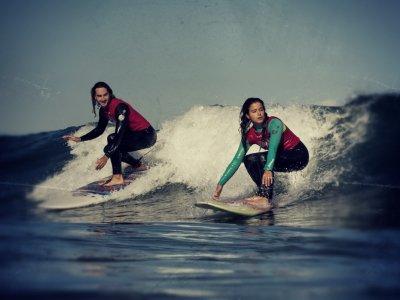 Clases de surf en Sopelana Bono Especial Otoño