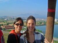 Vistas a Montserrat