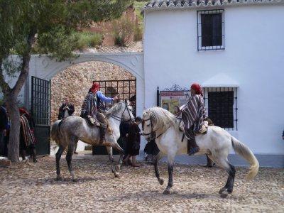 参观JoséMaríaElTempranillo的科尔多瓦