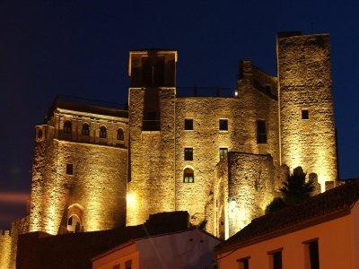 坎波德直布罗陀城堡的路线
