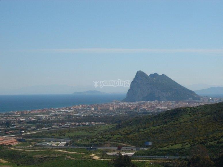 Gibraltar y La Linea