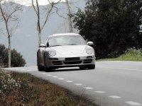 Porsche por carretera