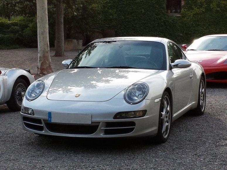 Conducir un Porsche 911