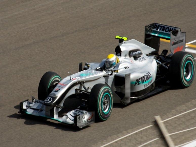 Auto di Formula 3