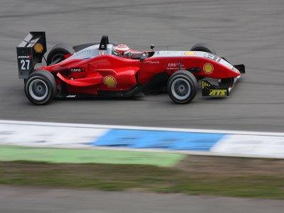Drive a Formula 3 car in Barcelona