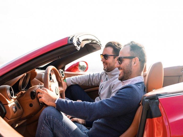 巴塞罗那的法拉利驾驶体验