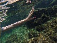 Snorkel en Ceuta