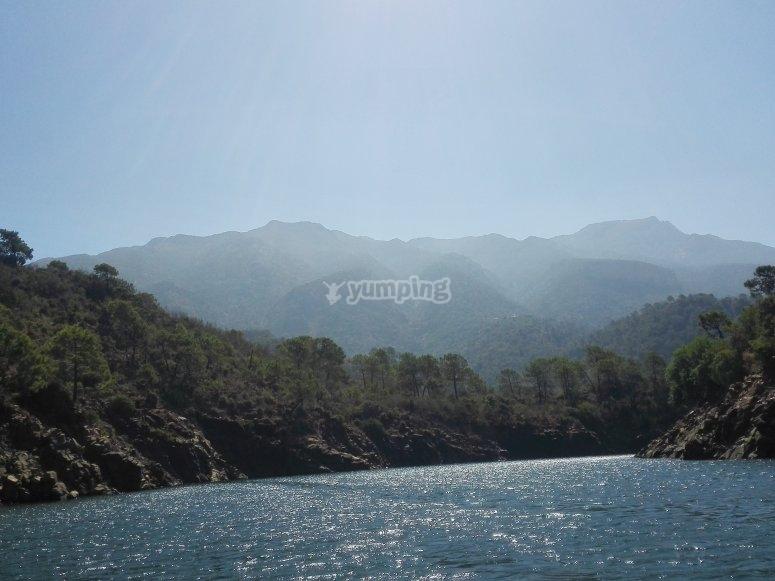 Lago Istan