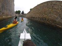 Day of kayaking