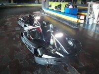 Karts con iluminacion