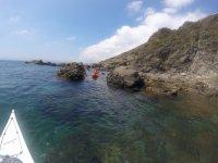Jornada en el mar de Ceuta