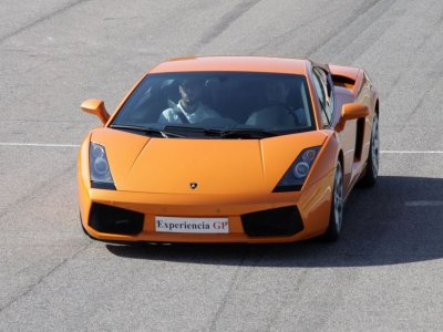 Drive a Lamborghini at the Jarama circuit
