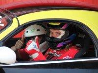 Curso de drift en Boxster en circuito de Brunete