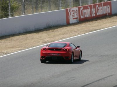Drive a Ferrari in the Brunete Circuit, 1 Lap