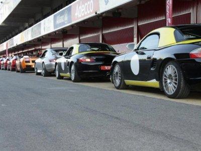 Probar un Porsche Boxster en Brunete 1 vuelta