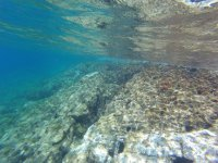 Buceando por Ceuta