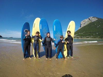 Banzai Surf School Campamentos de Surf