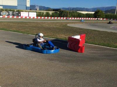 10 min. Súper Kart en Circuito Karting Cabañas.