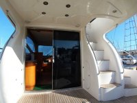 Interno dello yacht