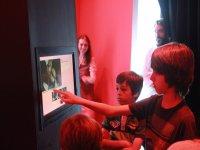 interattività con il museo