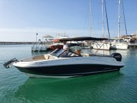 Alquilar barco Bayliner en Fuengirola 2h