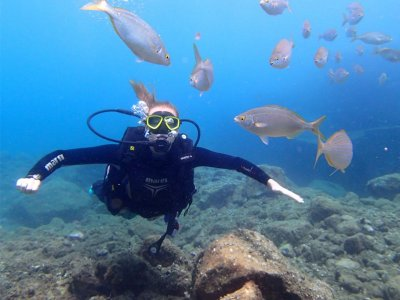 Curso Padi Advanced Open Water en Lanzarote
