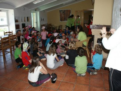 Granja escuela Las Cortas de Blas S.L. Campamentos de Inglés