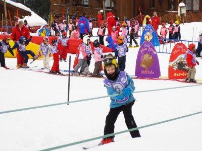 Clases particulares de esquí en Madrid 3 horas