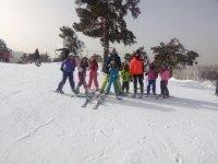 Esqui con los peques