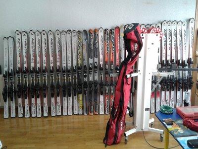 Alquiler de equipo de esquí en Galapagar