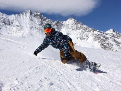 在内华达山脉租用雪设备1天
