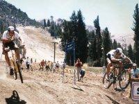 carrera en la montaña