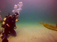 了解海底发现水下美女