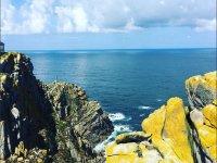 El Atlantico desde las Sisargas