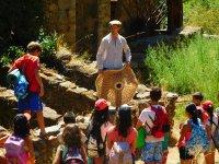 Viaje a la Sierra de Gata para colegios 4 días
