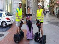 Futuro y pasado en las calles de Oviedo