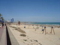 Walks around La Barrosa