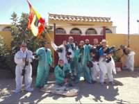 Capea con paintball Madrid y parrillada ilimitada