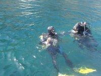 Preparados para la inmersion