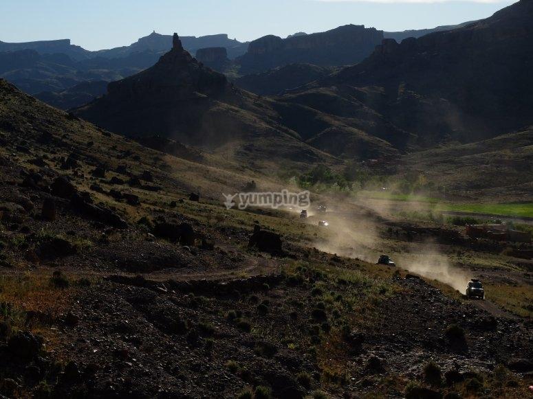 Rutas por Marruecos 4x4