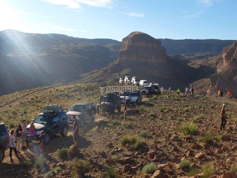 Viaje familiar al desierto