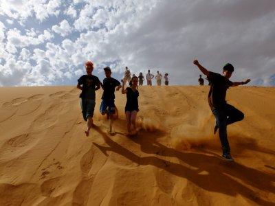 Ruta 4x4 por el desierto de Marruecos Reyes Magos