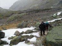 标志山登山经验