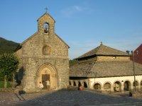 Iglesia de Santiago en Roncesvalles