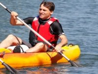 Travesia en kayak doble