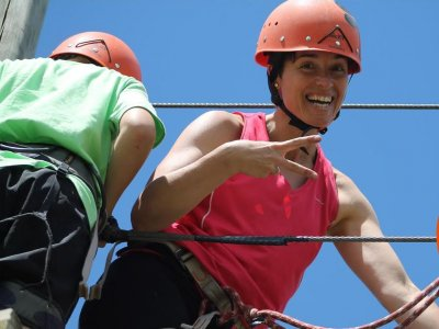 Family High-Ropes in Murillo - Sunday Offer