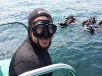 Tecnicas de rescate en mar