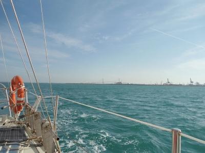 穿越直布罗陀海峡