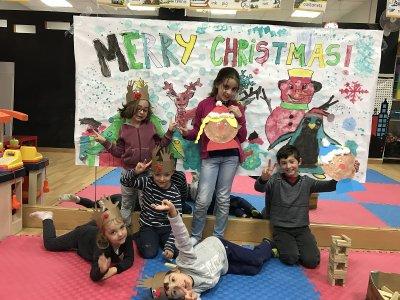 Campamento de inglés en Navidad en Madrid 4 días